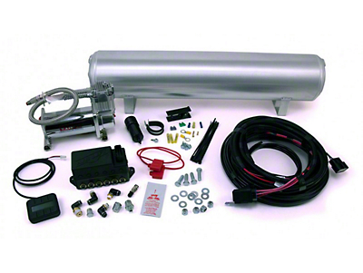 Air Lift Performance Complete Suspension Kit - Digital (94-04 All; Excludes 99-04 Cobra)