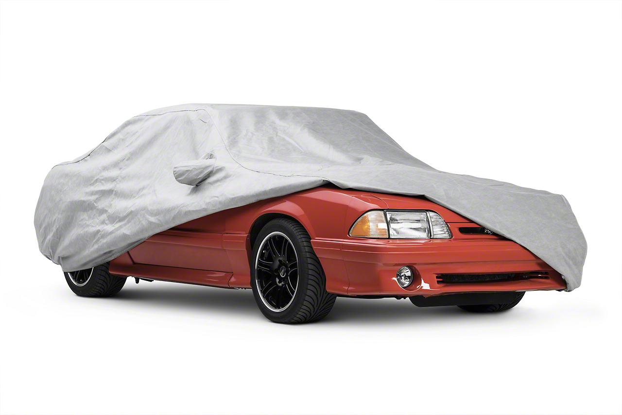 Standard Custom-Fit Car Cover (87-93 All)