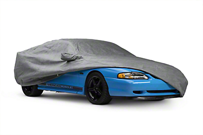 Standard Custom-Fit Car Cover - Coupe (94-98 All)