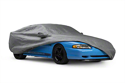 Standard Custom-Fit Car Cover - Convertible (94-98 All)
