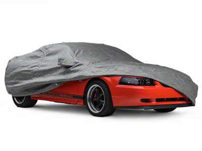 Standard Custom-Fit Car Cover (99-04 All)