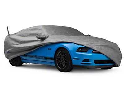 Standard Custom-Fit Car Cover (10-14 GT, V6; 10-12 GT500)