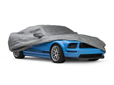 Standard Custom-Fit Car Cover - Convertible (05-09 GT, V6)