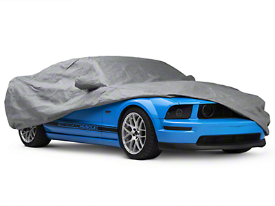 Standard Custom-Fit Car Cover - Coupe (05-09 GT, V6)