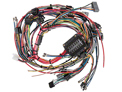 Classic Update Wiring Kit (87-89 5.0 All)