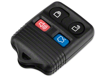 Keyless Entry Remote Case w/ Key Pad (99-09 All)