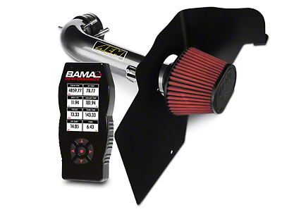 AEM Brute Force Cold Air Intake & Bama X4 Tuner (15-16 GT)
