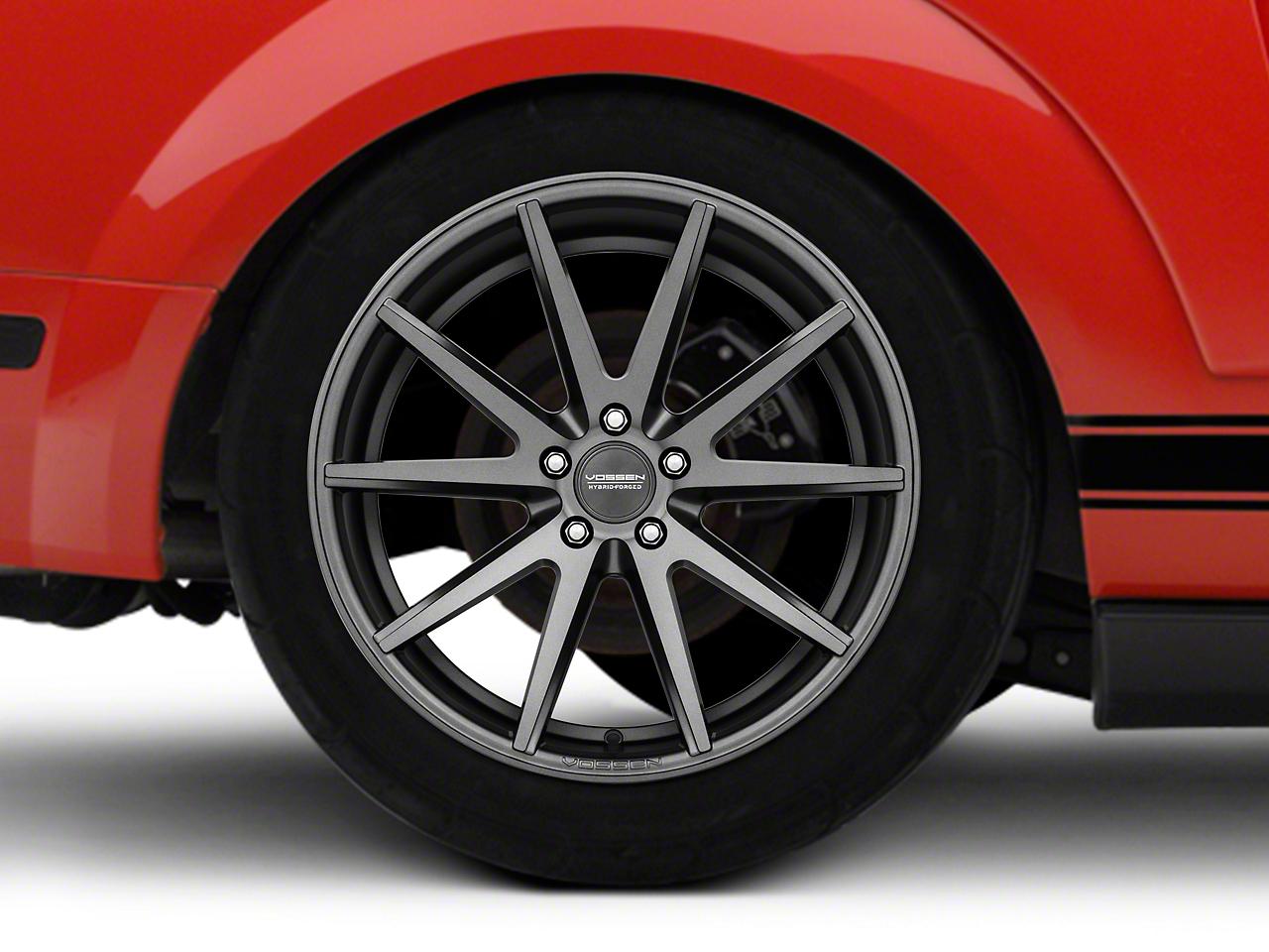Vossen VFS/1 Matte Graphite Wheel - 19x10 (05-14 All)