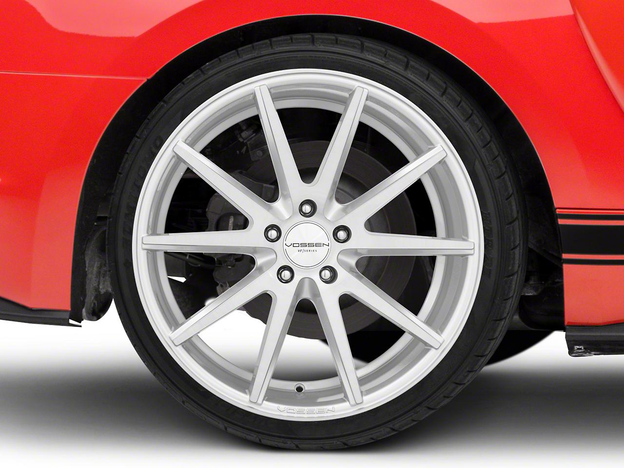 Vossen VFS/1 Silver Brushed Wheel - 20x10.5 (15-16 All)