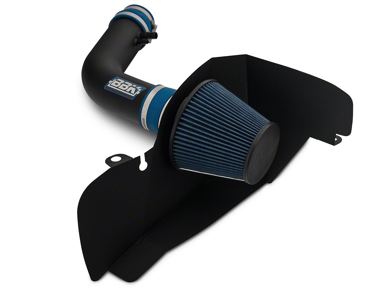 BBK Blackout Cold Air Intake (15-17 V6)