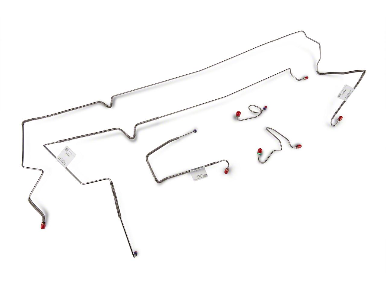 Front Brake Hard Line Kit (83-86 V8)