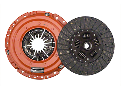 Centerforce Dual Friction Clutch Kit - Upgraded 26 Spline (11-16 GT)