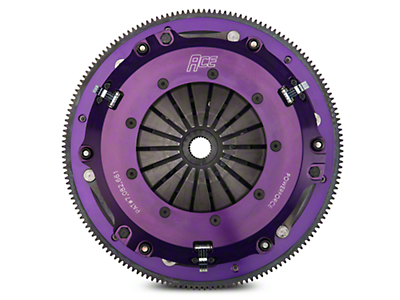 ACE Racing PowerForce Twin Disc Clutch w/ Flywheel (07-09 GT500)