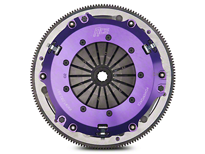 ACE Racing PowerForce Twin Disc Clutch w/ 8-Bolt Flywheel (99-Mid 01 GT; 03-04 Cobra, Mach 1)