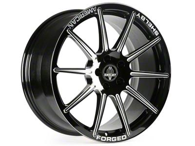 Shelby Venice Black Machined Wheel - 20x9.5 (05-14 All)