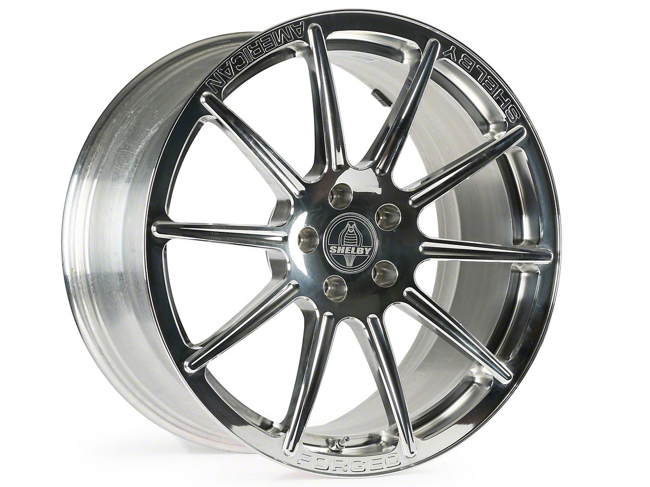 Shelby Venice Polished Wheel - 20x10.5 (05-14 All)