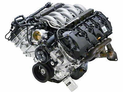 Ford Racing Coyote 5.0 4V 435 HP Crate Engine (15-16 GT)