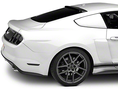 MMD Roof Spoiler - Matte Black (15-16 All)