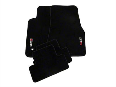 Saleen S281 Charcoal Floor Mats (05-09 All)