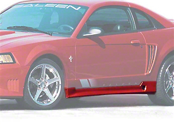 Saleen S281/S351 Side Skirts (99-04 GT, V6)