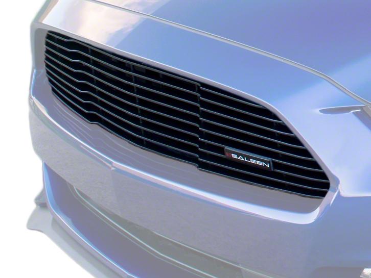Saleen S302 Black Label Front Grille (15-16 GT, EcoBoost, V6)