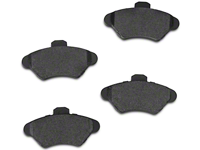 Xtreme Stop Carbon Graphite Brake Pads - Front Pair (94-98 GT, V6)