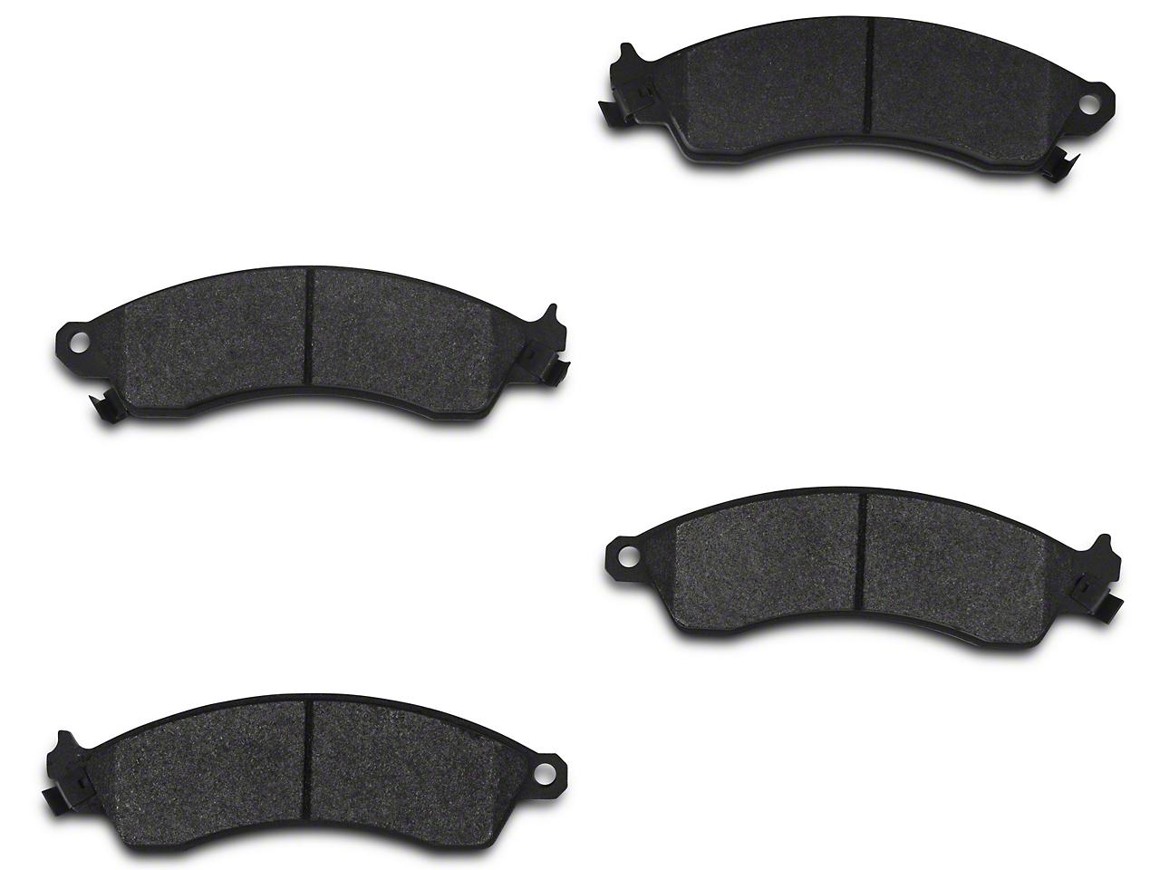 Xtreme Stop Carbon Graphite Brake Pads - Front Pair (94-04 Bullitt, Mach 1, Cobra)