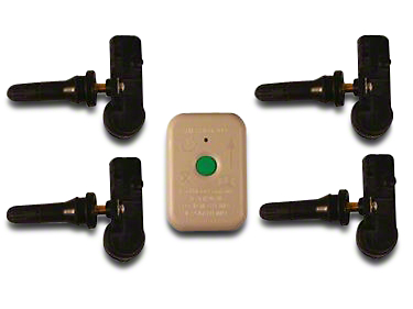 Ford Racing TPMS Sensors and Activation Tool Kit - 4 Wheels (10-14 All)