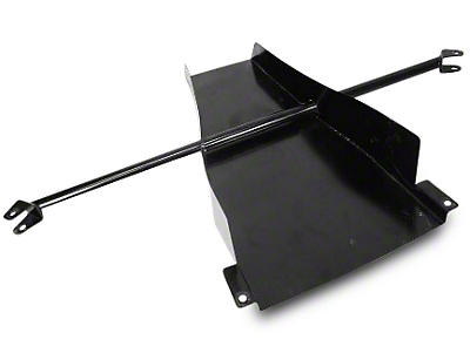 Ford Racing Manual Transmission Cooler Air Scoop (15-16 GT, EcoBoost, V6)