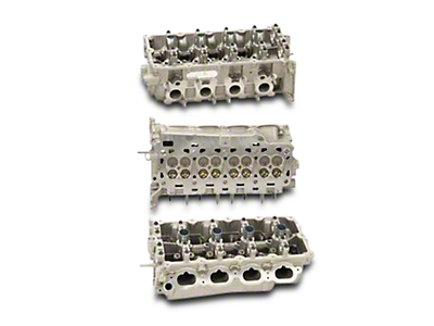 Ford Racing GT 5.0L Coyote Cylinder Head - Right Side (11-14 GT)