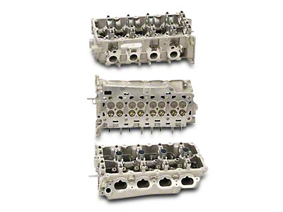 Ford Performance GT 5.0L Coyote Cylinder Head - Left Side (11-14 GT)
