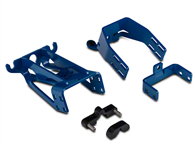Blowfish Shifter Support Bracket - MT-82 (15-16 GT, EcoBoost, V6)