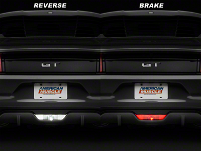 Raxiom Reverse Light LED / 4th Brake Light Conversion Kit (15-16 All)