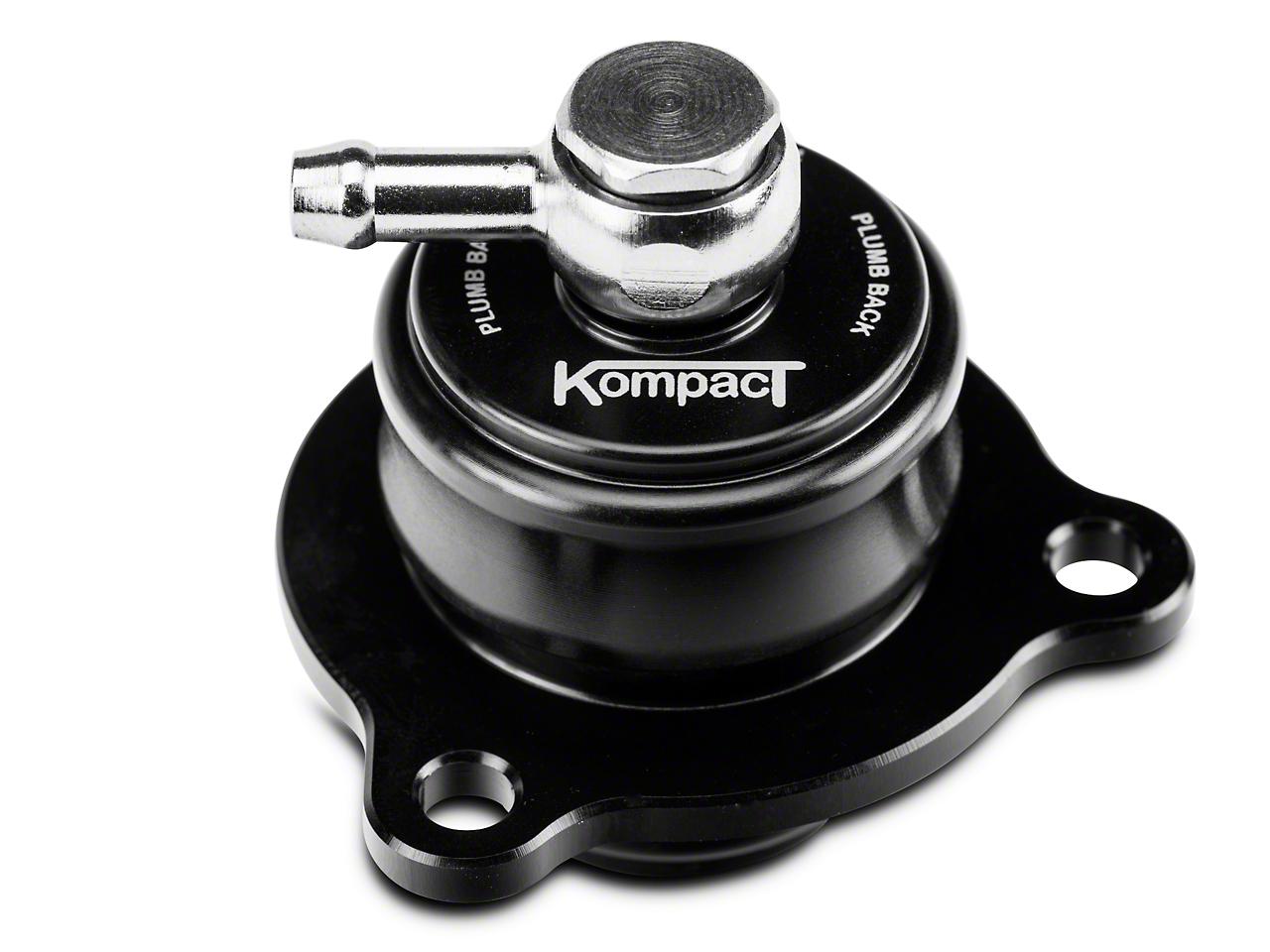 Turbosmart Kompact Shortie Recirculating Blow Off Valve (15-17 Ecoboost)