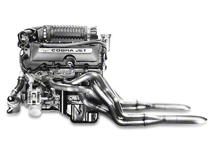 Ford Performance Cobra Jet Supercharged 5.0L Coyote Engine (2016 Cobra Jet)