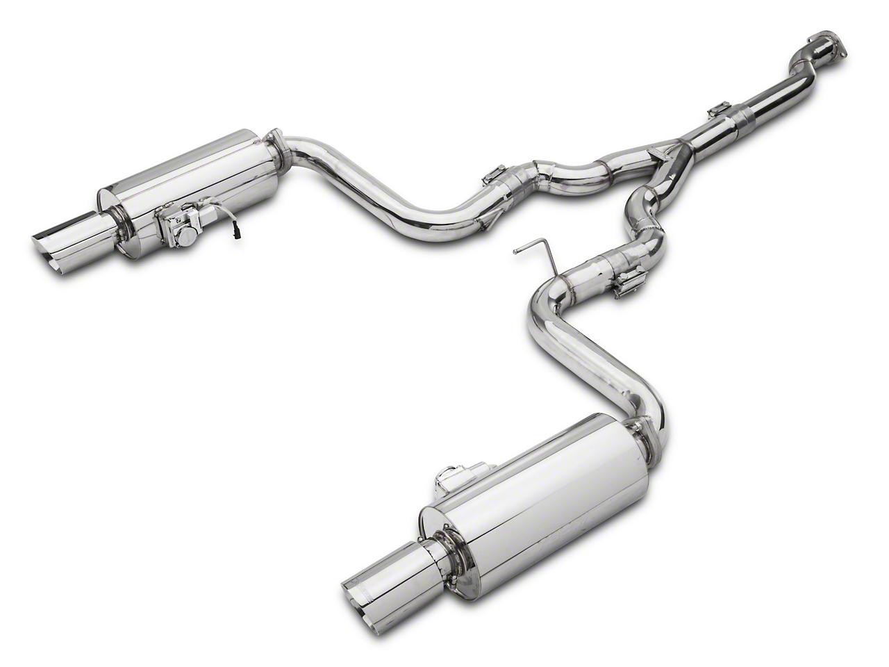 X-Force Varex Catback Exhaust (15-16 Ecoboost)