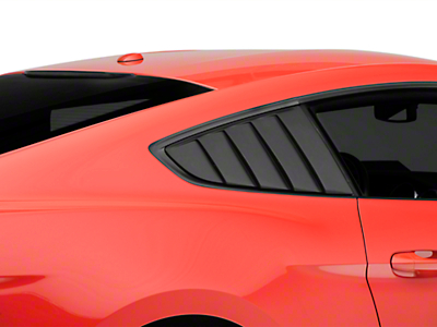 Cervini's Quarter Window Louvers (15-16 All)