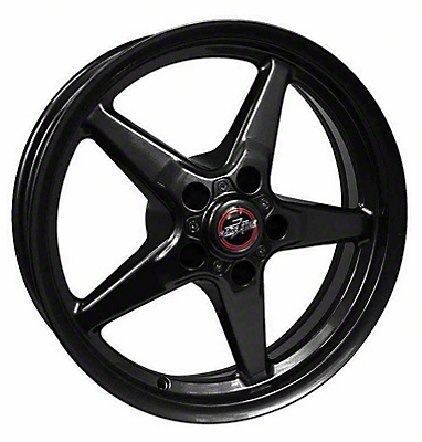 Race Star Dark Star Drag Wheel - Direct Drill - 15x10 (05-14 All: Excludes 07-14 GT500)