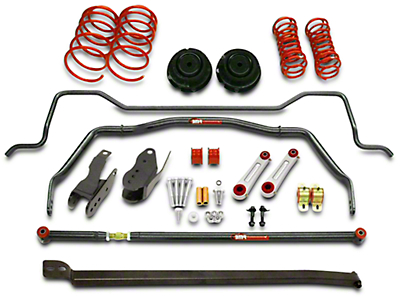 BMR Level 1 Handling Performance Package - Hammertone (05-10 GT, V6)