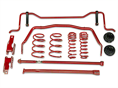 BMR Level 1 Handling Performance Package - Red (05-10 GT, V6)