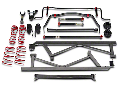 BMR Level 2 Handling Performance Package - Hammertone (05-10 GT, V6)