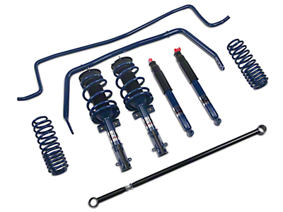 Ford Racing Assembled Handling Pack - Coupe (07-14 GT500)