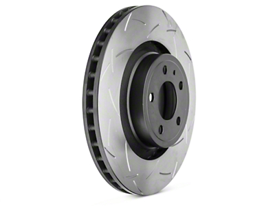 DBA 4000 T3 Slotted Rotor - Front (15-17 GT; EcoBoost w/ Performance Pack)