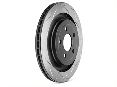 DBA 4000 T3 Slotted Rotor - Rear (15-17 GT; EcoBoost w/ Performance Pack)