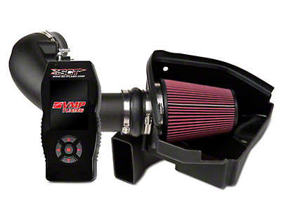 Airaid Race Cold Air Intake & VMP X4 Tuner (11-14 GT, BOSS)
