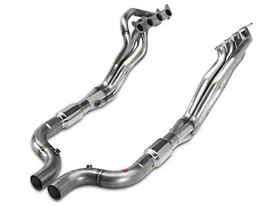 Stainless Power Long Tube Catted Headers - 1-7/8 in (15-16 GT w/ SW Catback)
