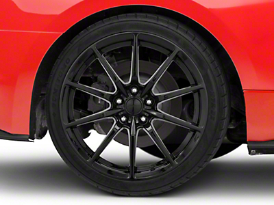 MRR M350 Black Wheel - 19x11 (15-17 All)