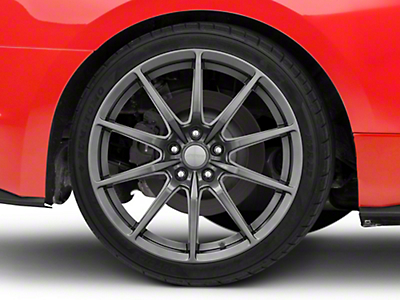 MRR M350 Graphite Wheel - 19x11 (15-17 All)