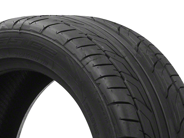nitto nt555 g2 ultra high performance mustang tire 245. Black Bedroom Furniture Sets. Home Design Ideas