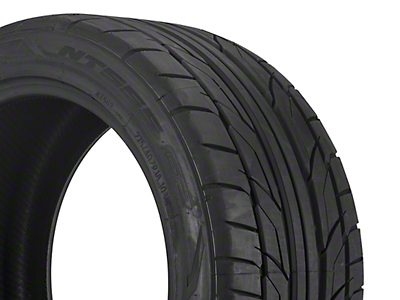 NITTO NT555 G2 Ultra High Performance Tire - 255/50-17 (05-14 All)